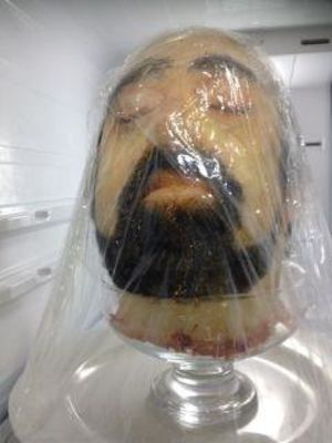 Stained - Head of George