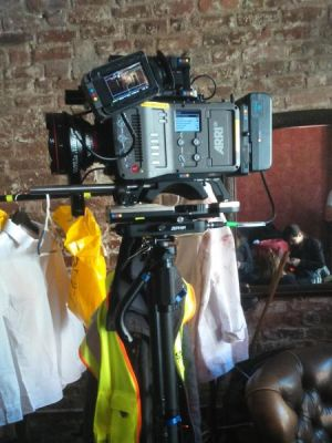 2015 Steadicam Zephyr loaded with Arri Amira and Canon CNE Primes · By: Matt Stacey
