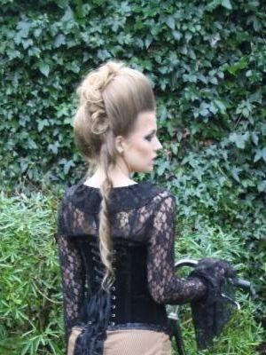 Goth Goes Glam