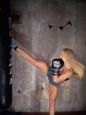 2015 Fitness shoot, Kick Boxing, Boxing, Gym training · By: James Tog with Bearded Cynic Photography