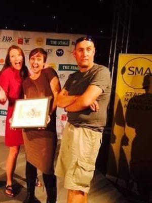 SMA Awards SM Team winners 2015 (Gecko) · By: Matthew Hales