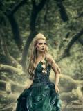 2015 Ayvianna Snow - 'The Aqueous Dress' · By: Mark Mawson