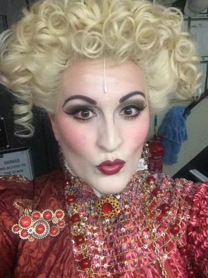 2014 Madame Morrible 'Wicked' London · By: Lucyelle Cliffe