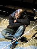 2015 As captain Kingsley in the Lifeboat play as part of the MINIATURISTS 50 at the Arcola Theatre in Dalston on 8th February 2015 · By: John Wilson