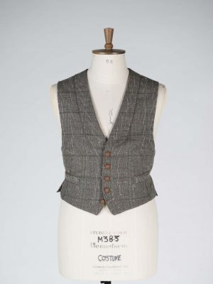 Tailored waistcoat · By: Margaret Maguire