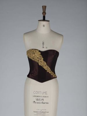 Ballet bodice · By: Margaret Maguire