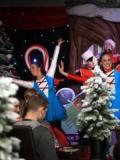 Performance Stage Winter Wonderland · By: Event Emporium