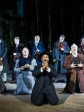 Dresser - Seven Brides for Seven Brothers, Regent's Open Air Theatre · By: Helen Maybanks