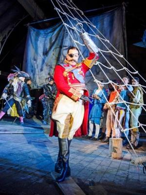 Dresser - Peter Pan, Regent's Open Air Theatre · By: Tristram Kenton