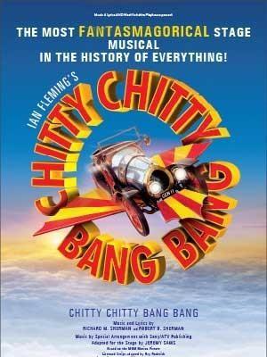 Chitty Chitty Bang Bang · By: Music & Lyrics Ltd