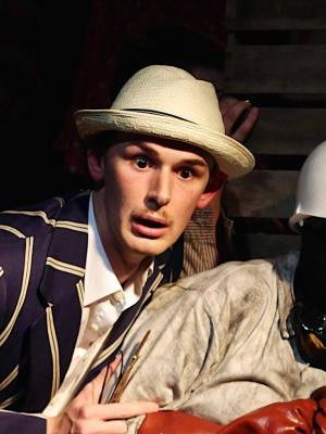 Wind In The Willows, GSA, Waterloo East Theatre- August 2015
