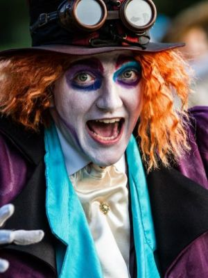 2015 The Mad Hatter (Alice in Wonderland; Scene Productions) · By: Clive Thompson
