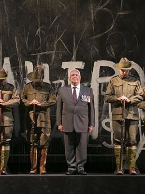 Black Diggers : Queensland Theatre Company and Sydney Festival