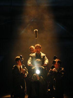 'Quadrophenia' [Mercury Theatre Young Company Production '13] · By: Pamela Raith