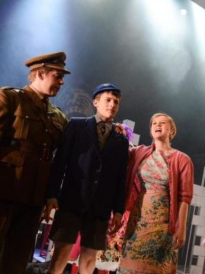 'Pink Flloyd's The Wall' [Mercury Theatre Young Company '14] · By: Robert Day