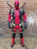Deadpool cosplay costume · By: Naomi Weight