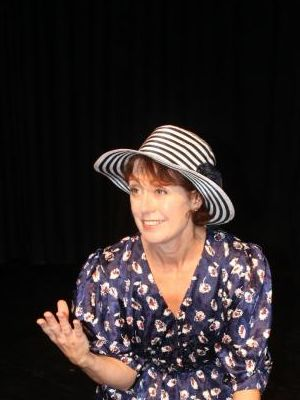 2015 Shirley Valentine · By: Lucy Linger