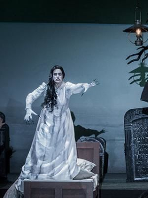 2015 Fruma-Sarah in Fiddler on the Roof, Grange Park Opera · By: Robert Workman