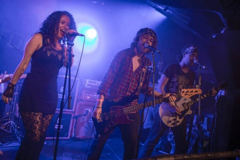 Machete - Classic Rock Covers Band
