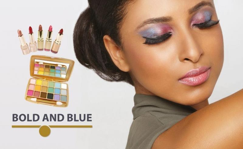 Doris Michaels Cosmetics Campaign