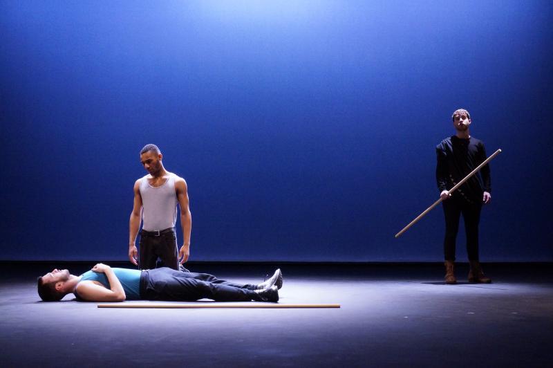 Julius Caesar - Stripped Back Shakespeare - LIPA - My Lighting Design