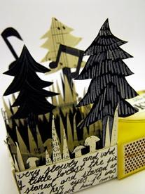 Forest in a matchbox