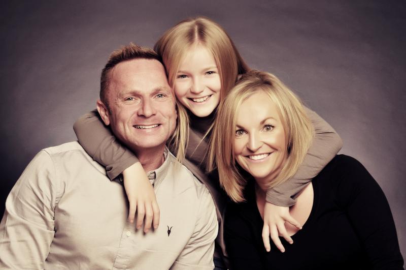 Ruby Family Photo