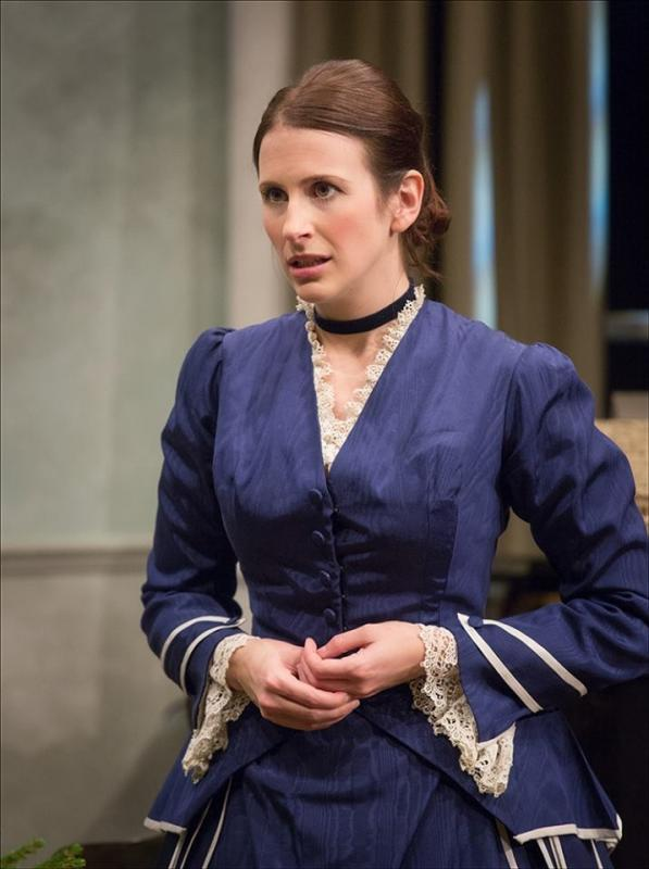 As Nora in A Doll's House, 2015