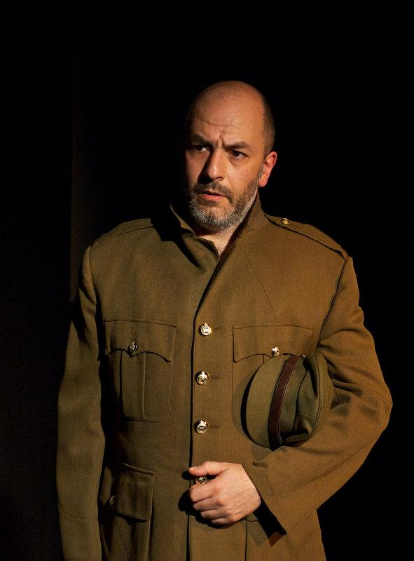 """As Major Bolton in """"Breaker Morant"""""""