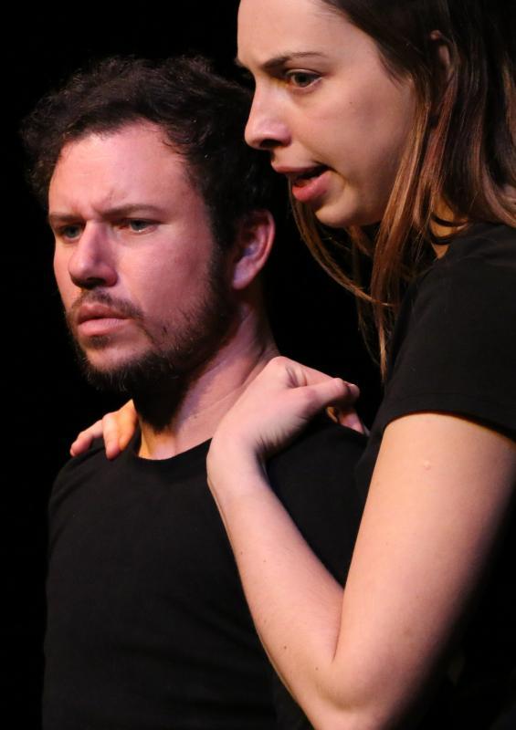 Macbeth, Actors: Mark Burghagen, Emma Longthorne