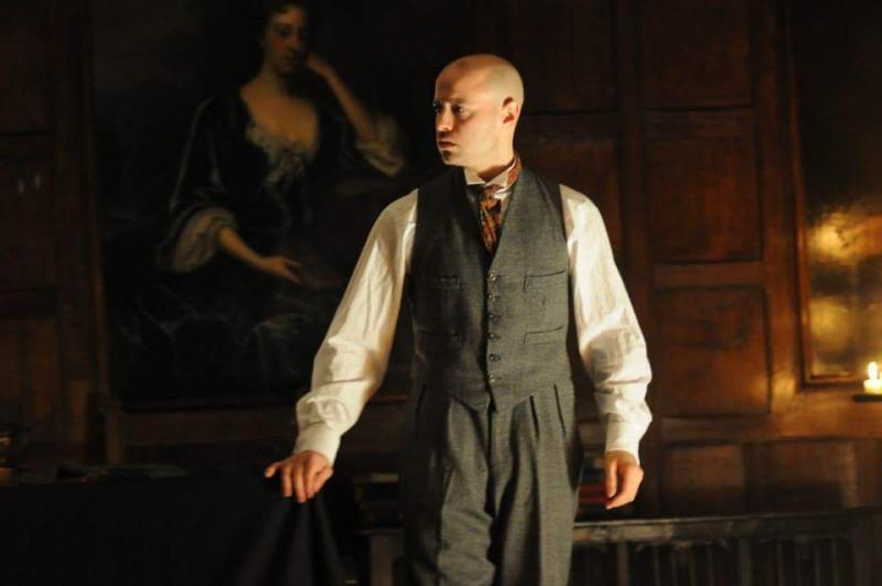 Justin Cartledge - Jonathan Harker, Dracula