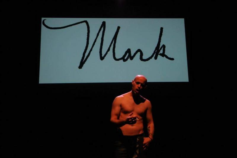 Justin Cartledge - Mark Renton, Trainspotting