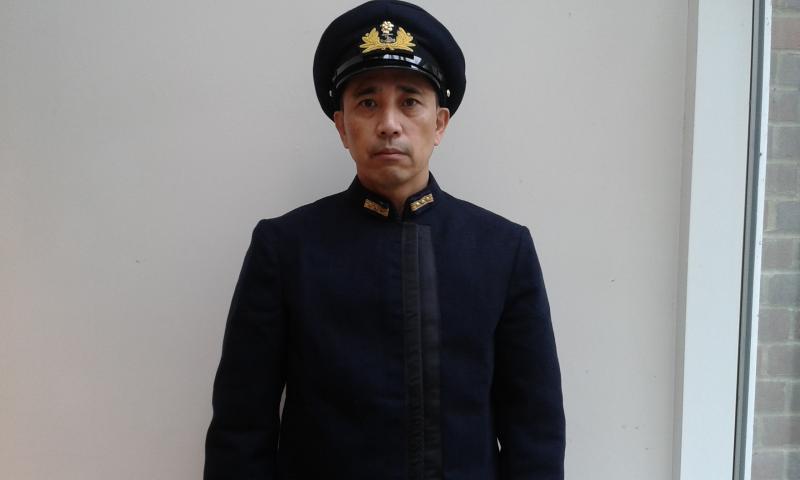 Eiji Mihara, Admiral Yamamoto