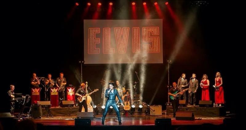 A Vision Of Elvis - Backing Singer