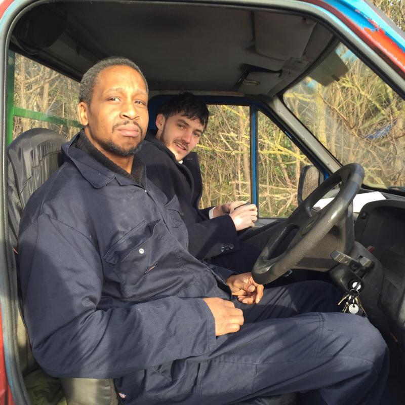 The Driver, ROA1D