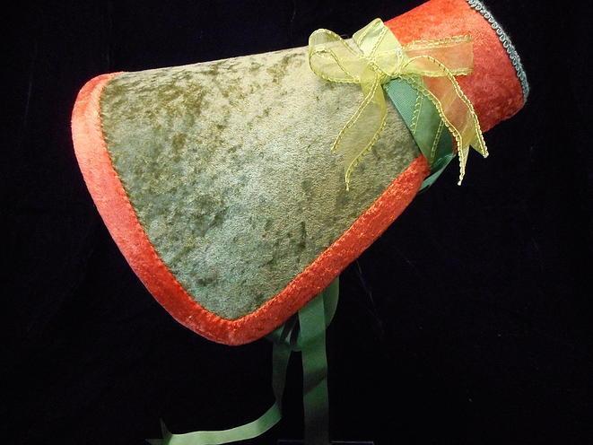 19th Century Bonnet