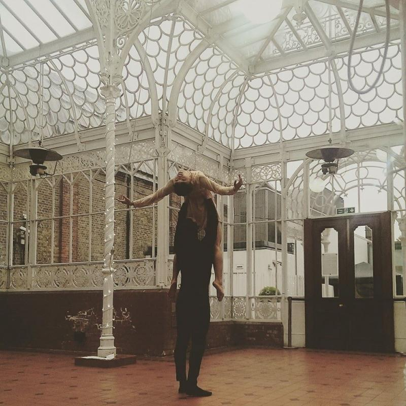'There We Have Been' performance at Horniman museum