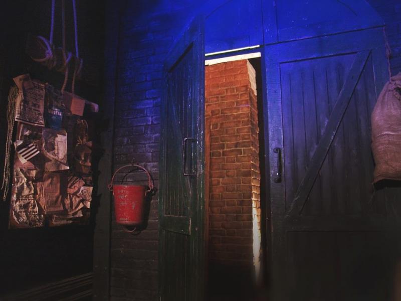 Through The Mill, London Theatre Workshop- December 2015