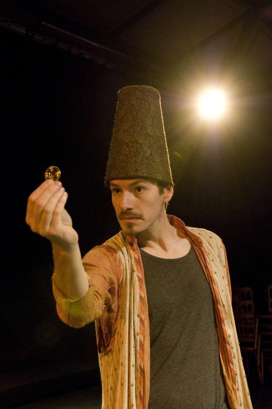 """As Kasim in """"Arabian Nights"""""""