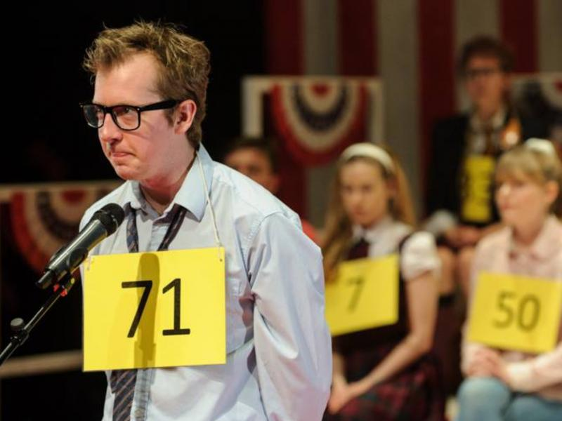 William Barfee in The 25th Annual Putnam County Spelling Bee
