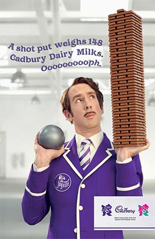 Cadburys Commercial 1