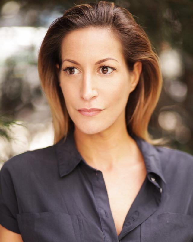Laura Pradelska, Actor...