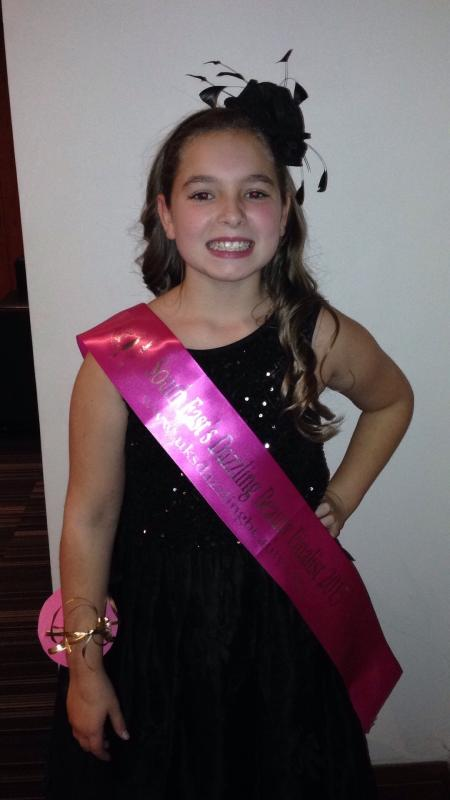 Sydney at a Pageant