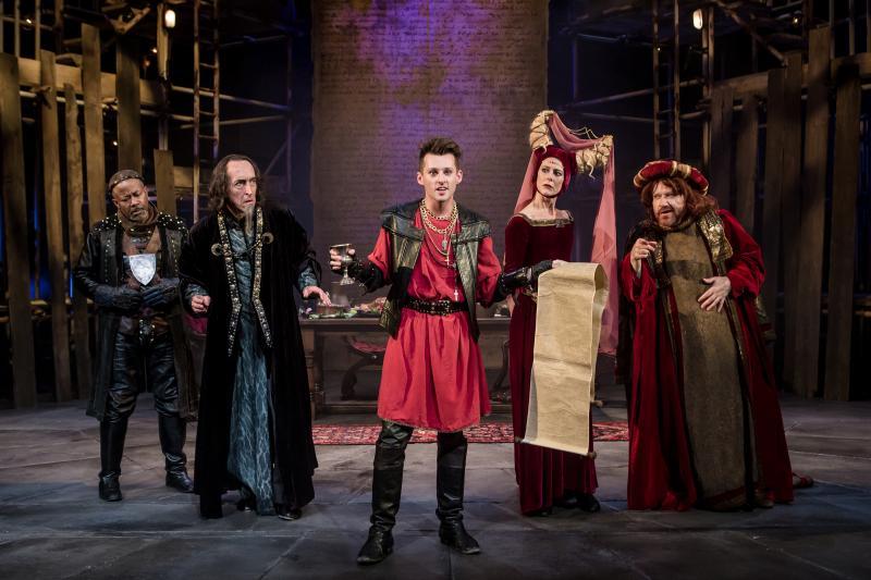 Costume Assistant/Dresser - The Magna Carta Plays, Salisbury Playhouse