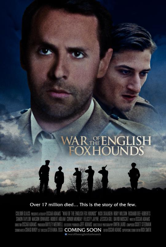 War Of The English Foxhounds Theatrical Poster