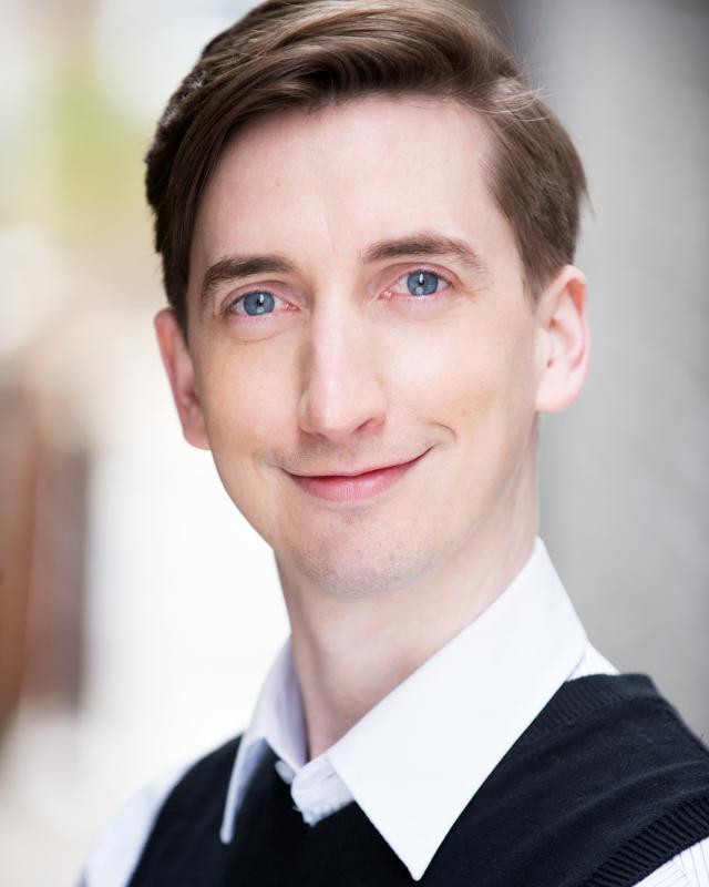 Anthony Harwood, Actor
