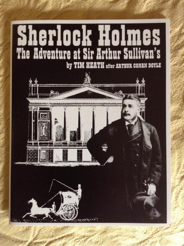 Sherlock Holmes: The Adventure at Sir Arthur Sullivan's - published script