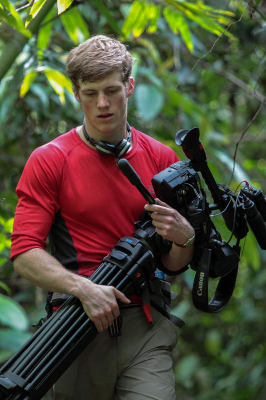 Walking in Amazon
