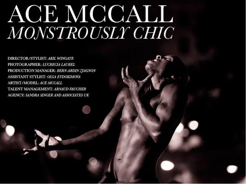 Ace McCall Editorial