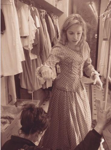 Costume shot for Larkrise to Candleford